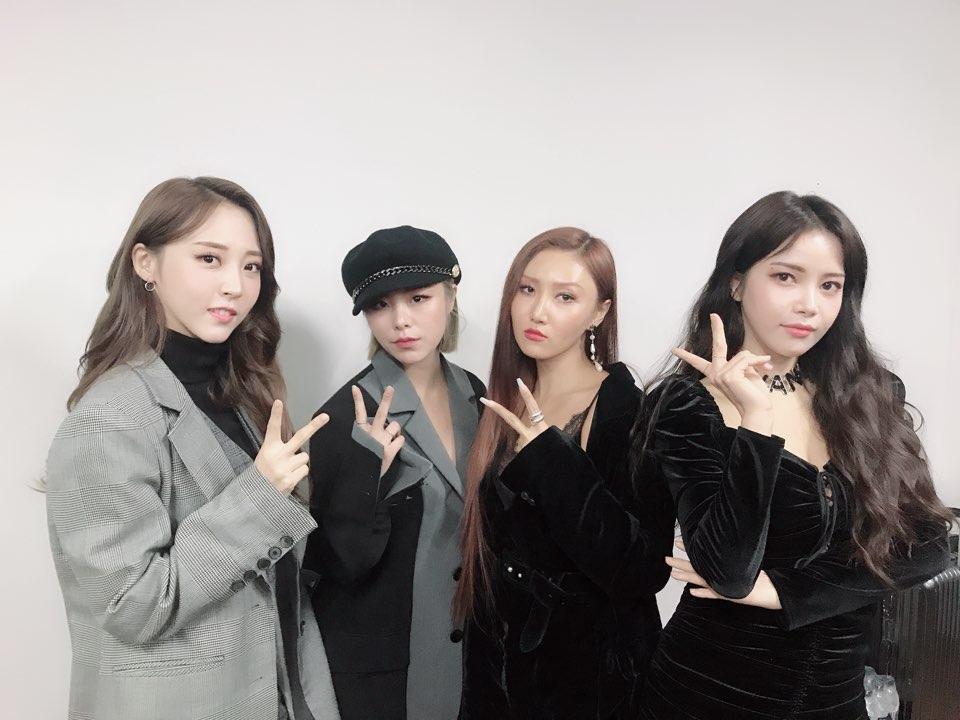 MAMAMOO 也預計會出席 12月1日舉行的《Melon Music Awards》,另外也預計從周六的《音樂中心》開始展開本次的宣傳活動!