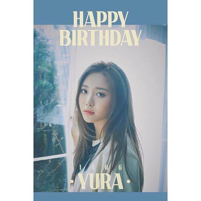 Girl's Day Yura的本名是金亞瑩,其他成員都是使用本名活動,只有Yura使用藝名的原因則是因為發音。