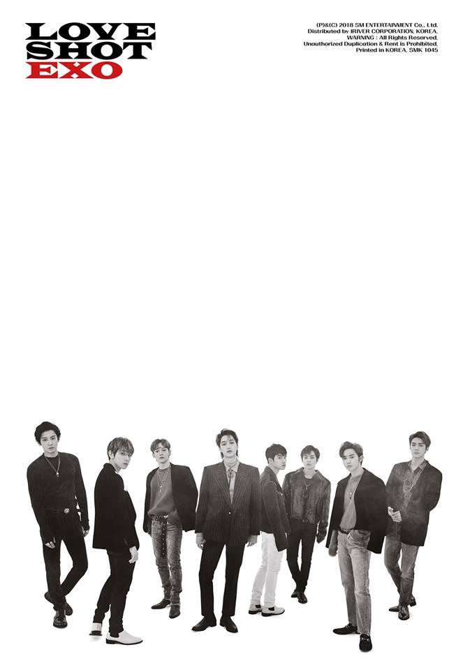 12月13日 EXO  每次回歸都會有不同Logo設計的EXO,此次也搶先更換Logo讓粉絲們知道XD 大家覺得這次的Logo如何呢?正規五輯後續專輯《LOVE SHOT》將在12月13日公開!