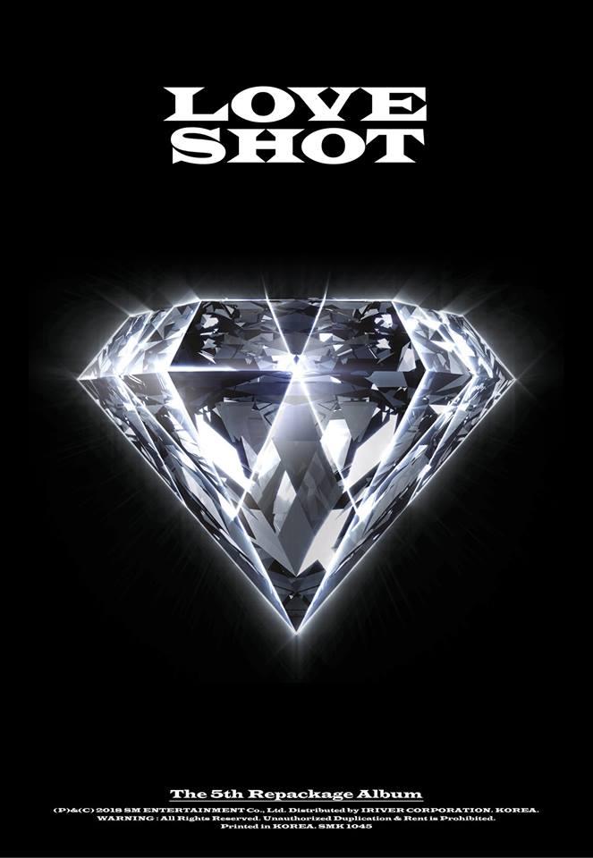 SM娛樂2日在官網驚喜公開後續專輯的預告照,可是讓愛麗都嚇了一跳,新的鑽石slogan,馬上被偵探愛麗查到是代表著「無法征服」的意思,完全很EXO啊!