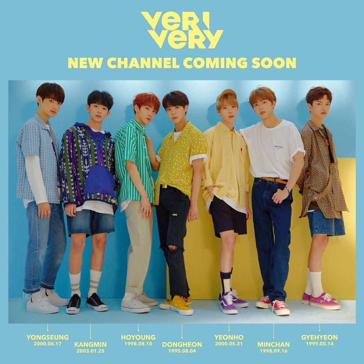 擁有VIXX、gugudan等獨特魅力團體的Jellyfish娛樂,2018年8月就透露將推出七人新男團「VERIVERY」,近日終於確定師弟們的出道時間啦,此次也是繼VIXX之後睽違六年推出的男團!