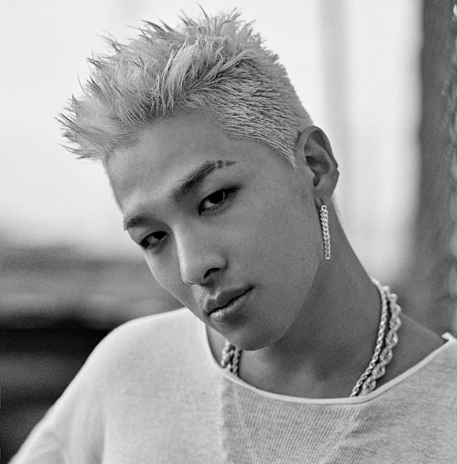 #太陽 最後是大前輩BIGBANG的太陽,這位也是不用多說,完全實力派歌手阿~