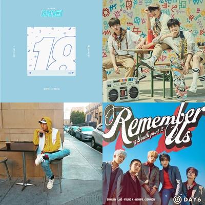 最佳OST是由SEVENTEEN的 《A-TEEN》獲得投票冠軍,子團的部分則是由Wanna One-Triple Position,最佳城市音樂和Hip Hop則再次由ZICO獲得投票冠軍,最佳樂團表演則是由最近剛回歸的DAY6居投票冠軍。