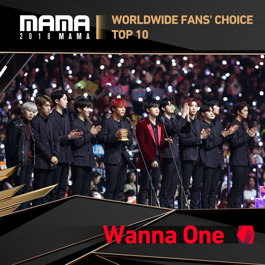 先恭喜Wanna One獲得WORLDWIDE FANS' CHOICE的獎賞,但昨天大家對於Wanna One的注意力都停留在賴冠霖身上。