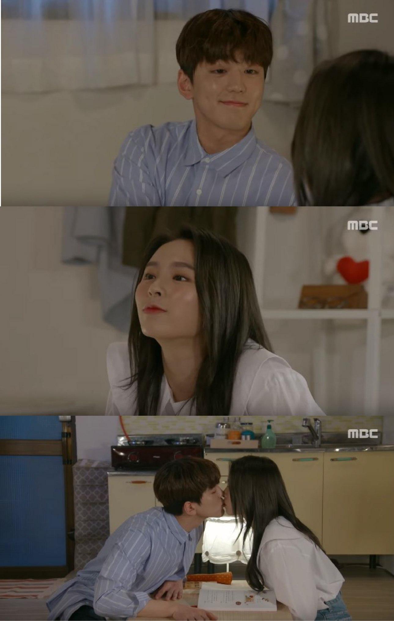 在MBC《富家公子》中和CLC Elkie大談戀愛,小倆口的對手戲都超閃,需要帶個墨鏡~