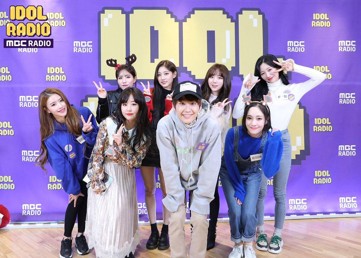 而當中成員美珠因為正在演出 tvN以假想婚姻為主軸的綜藝節目《驚險的親家練習》,因此也跟大家分享了許多趣事。