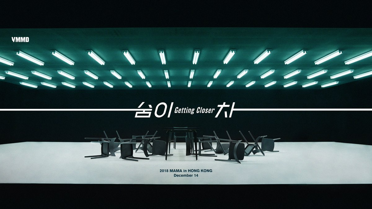 14日SEVENTEEN官方再度預告將在香港MAMA「最初公開」新歌<Getting Closer>的舞台!由於是先前從未公開過的歌曲,也讓粉絲相當期待呢!