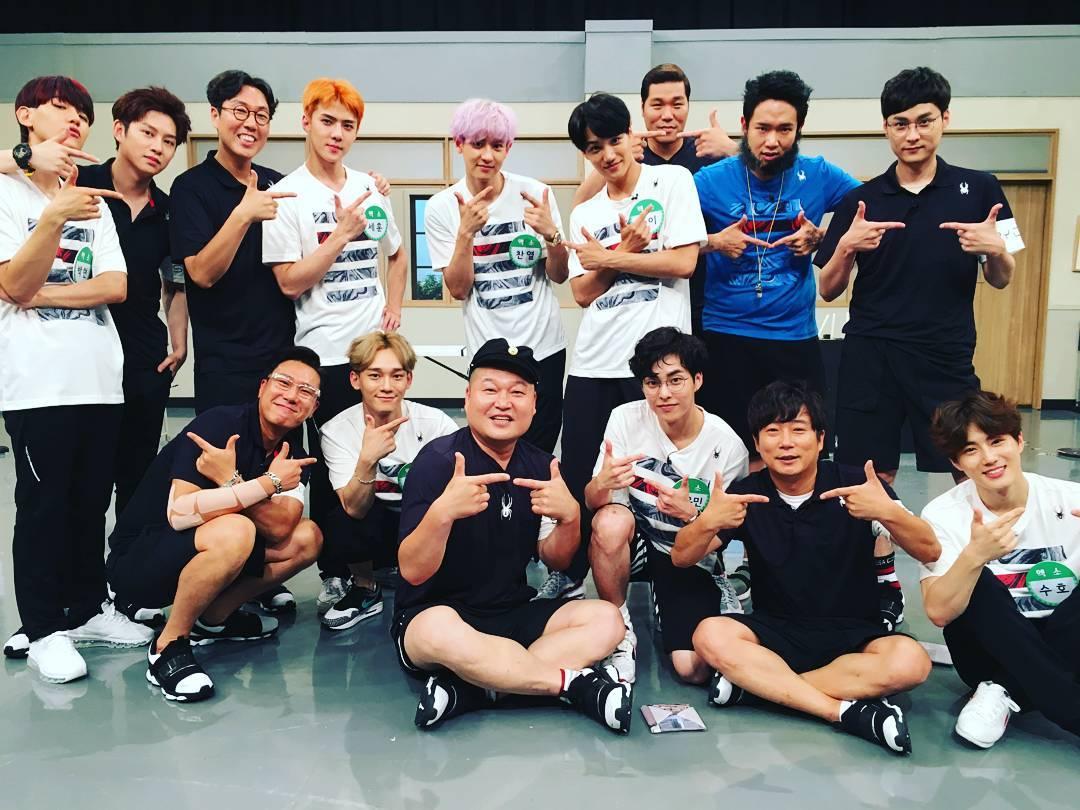 而讓愛麗們最興奮的就是……睽違了一年又五個月,EXO要重返《認識的哥哥》了!成員們已在13號完成拍攝,節目預計於22號播出,這次又將會有什麼有趣的內容讓大家非常的期待呢(ノ>ω<)ノ