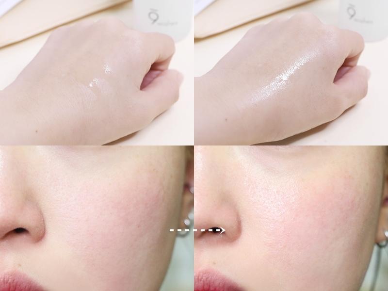 跟大米面膜不同的是,大米面膜的精華液較為黏稠,更有滋潤保濕的感覺;而這款大米化妝水是舒服的水狀,倒出來就能感受到大米水的純粹感,即使是潮濕的夏季使用也不會有負擔,反而有種被凈化的感覺。同樣是萃取自天然的成分,容易泛紅脫皮的敏感肌請安心使用~不管是用化妝棉擦拭或是濕敷都很適合。女神強力推薦9wishes大米系列給喜歡純粹亮白感的人!