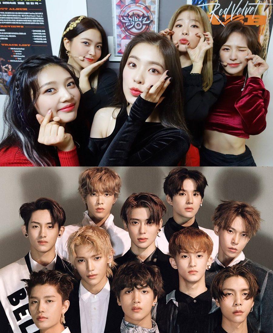 #5月 Red Velvet、NCT 127 去年回歸3次的Red Velvet,今年首次回歸被預測是在5月,每次帶來作品都能掀起討論潮的Red Velvet絕對是今年最期待回歸的歌手之一阿!去年NCT 127發行了首張日文迷你專輯,也在韓國回歸了兩次,更是以歌曲<Regular>拿下4個音樂節目一位,2019年也繼續看好NCT 127吧!