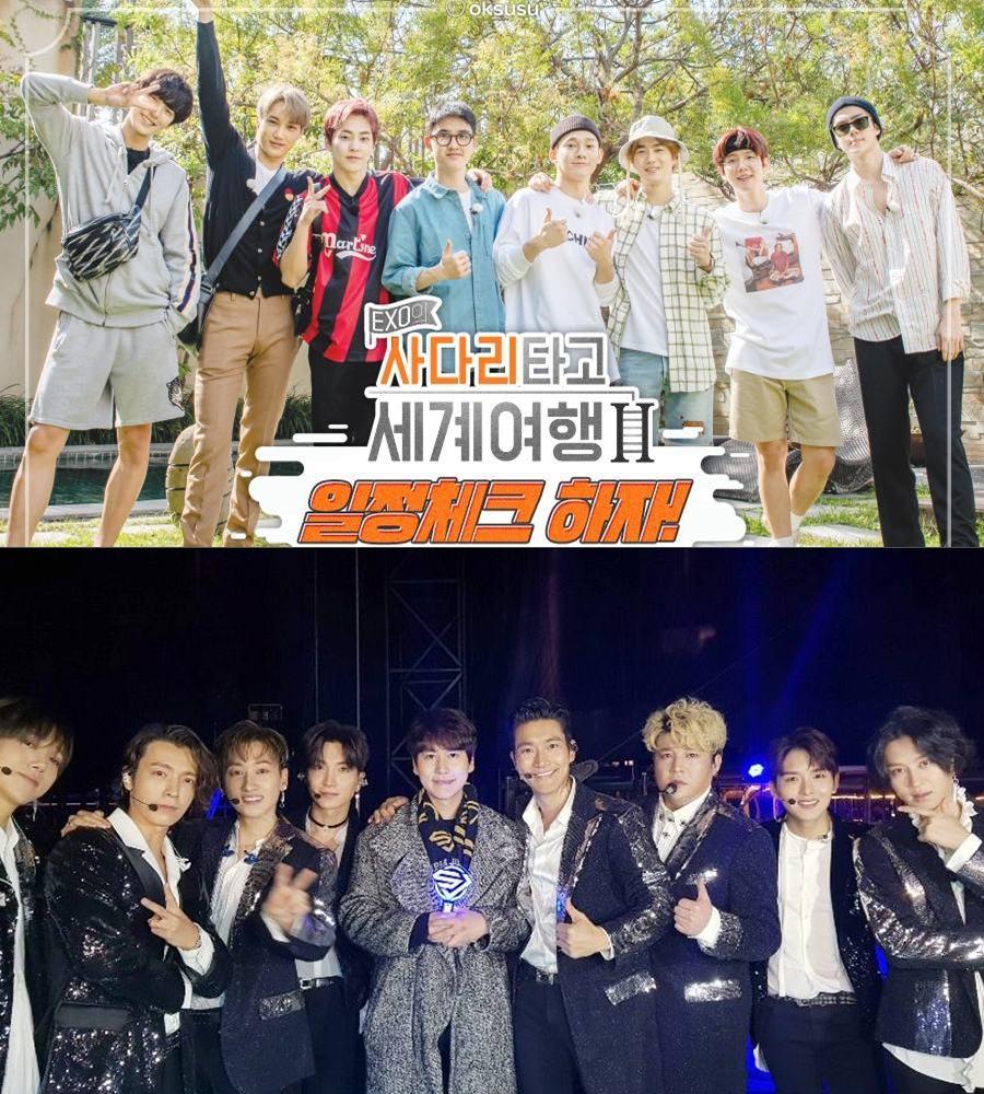 #6月 EXO、圭賢 去年在年末才加入回歸潮的EXO,這次被預測會在年中就回歸,去年光是一張《Don't Mess Up My Tempo》專輯就突破1千萬銷量,雖然EXO回歸次數不多,但一回歸就創造傳奇,展現了驚人的人氣,後續改版專輯《LOVE SHOT》的成績也是在各大唱片、音源榜榜上有名。預計在今年5月退伍的圭賢,也被預測會在退伍後迅速準備新作品回歸歌壇,圭賢的粉絲們真的久等了阿!