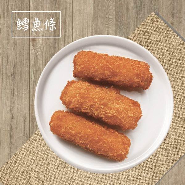 #鱈魚條 有沒有人吃麥香魚只為了中間的炸鱈魚XD其實在IKEA就可以吃到了啦!三個一組的鱈魚條只要銅板價!沒錯~就是喜歡它酥脆的外皮跟豐富的內餡,配上黃芥末醬超級對味!