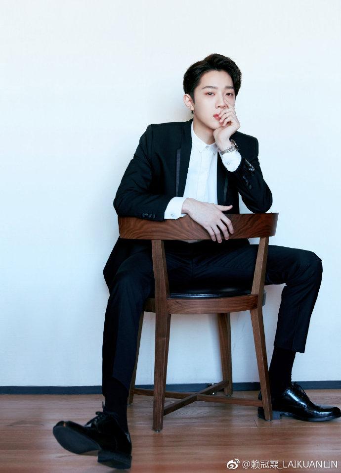 發布會上胡彥斌也因為幫賴冠霖創作新歌而現身,因此得知除了以演員的身份之外,他依然會繼續以歌手的身份為大家演唱。