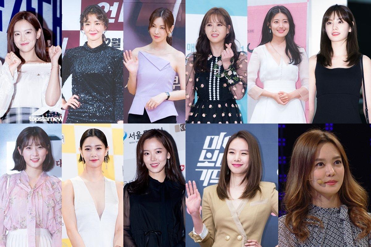 女演員則有 吳濂序、李是英、金素妍、高雅拉、南志鉉、Nana、金賽綸、Clara、姜漢娜、趙胤熙、安賢茂 等11位確定出席