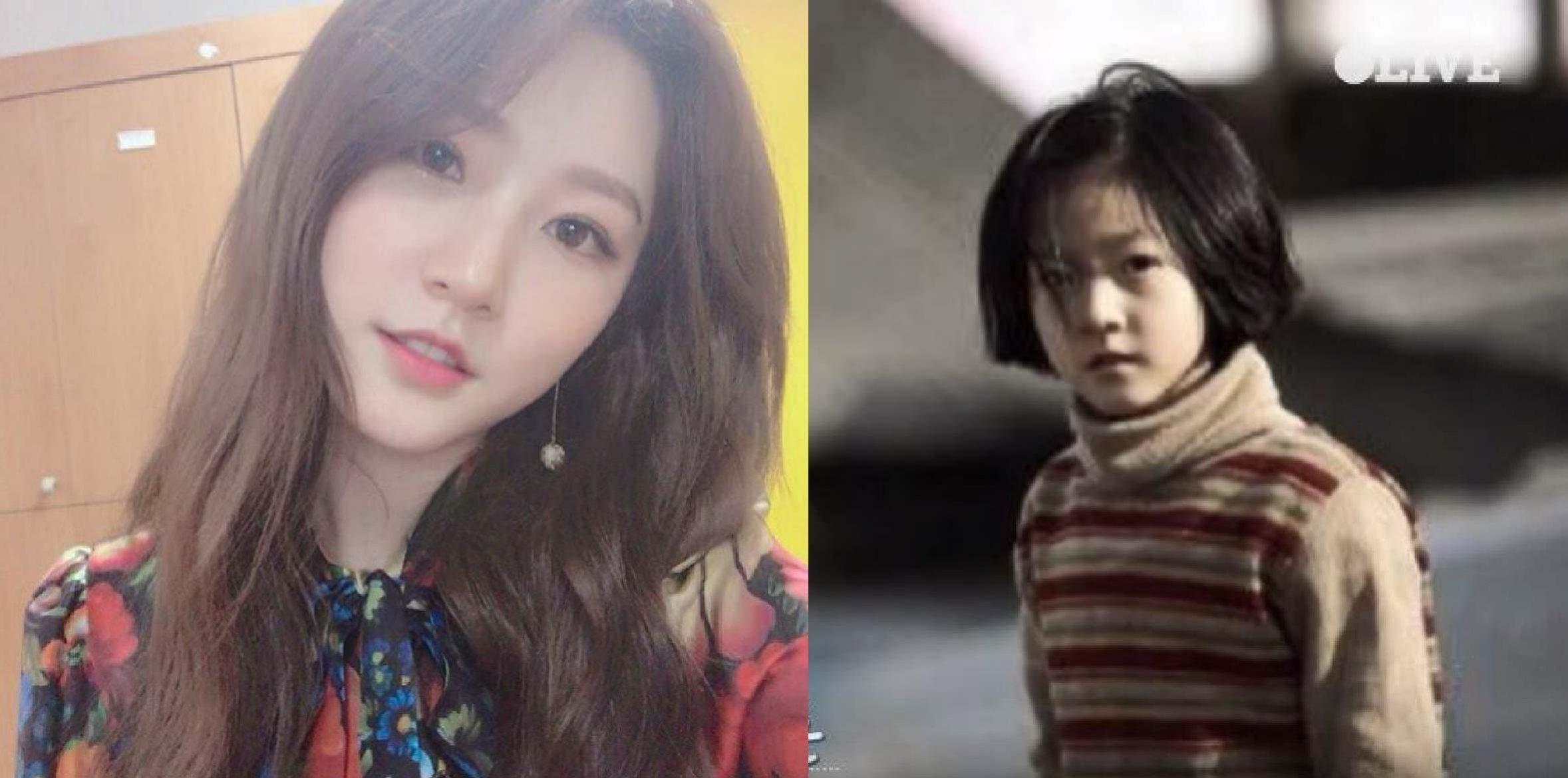 #金賽綸 10歲時出演的電影《大叔》讓金賽綸大受注目!年紀小小卻有如此成熟的演技讓大家對這個小女孩刮目相看。而現在的她已經是個小美女了!