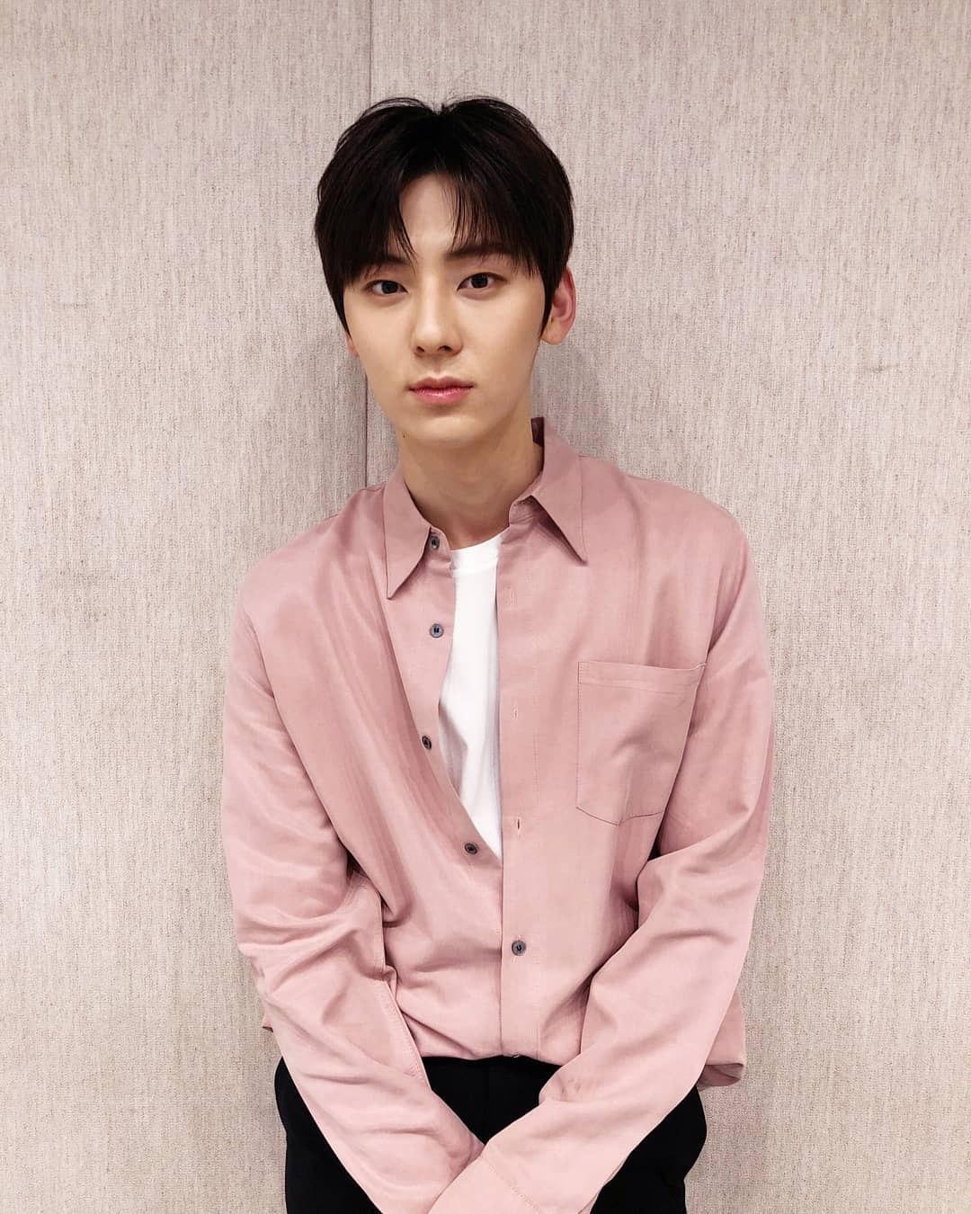 第一名 : NU'EST - 黃旼炫