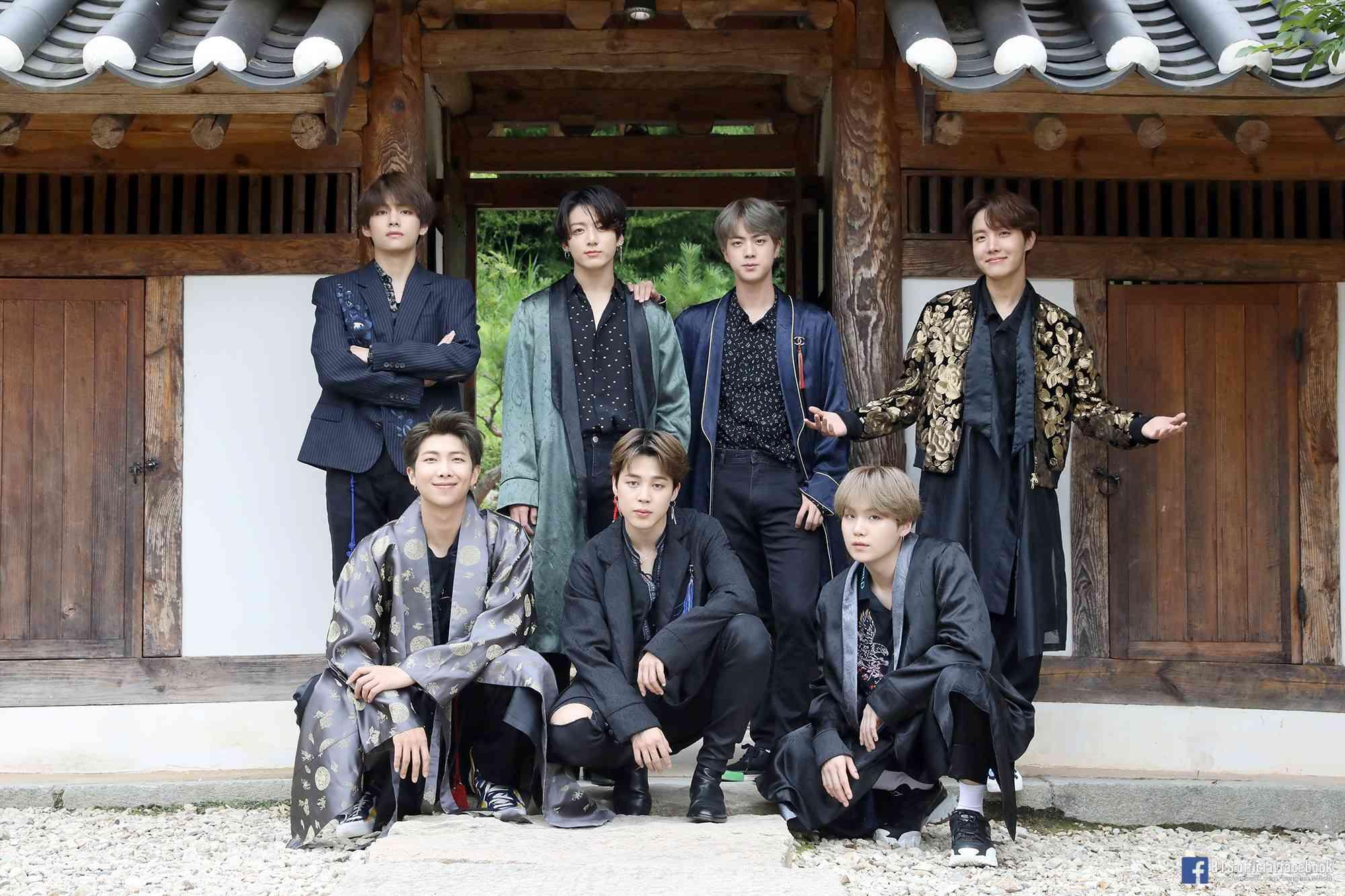 2013年出道的防彈少年團,至今已經6個年頭,防彈少年團也從一個小公司的團體,成長為世界級的K-POP頂級男團,幾乎全球各地都有他們的瘋狂粉絲。