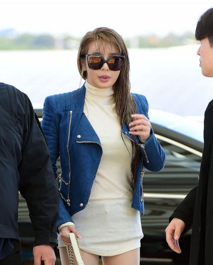 粉絲目擊朴春又現身!YG證實2NE1即將回歸