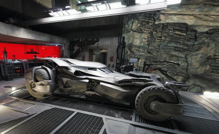 蝙蝠俠 x Google Map