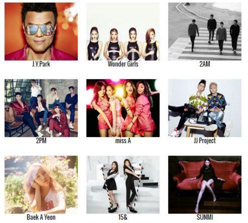 一句話告訴你SM、YG、JYP三大經紀公司的差別