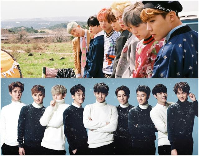 YouTube總點擊數排行!擠進世界前100名的只有這四組韓星?
