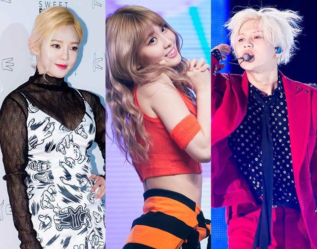 Mnet讓眾多偶像在節目上組隊尬舞