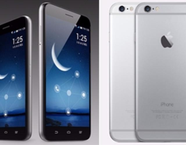 做賊喊抓賊?中國判定蘋果侵權 「山寨機」iPhone 6北京禁賣