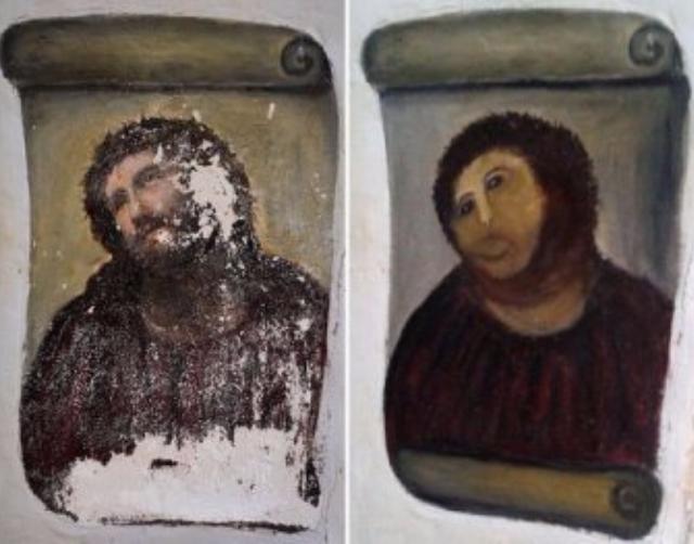 一醜還有一醜醜,福祿猴走開!我才是醜出新高度的藝術「猩球崛起」!