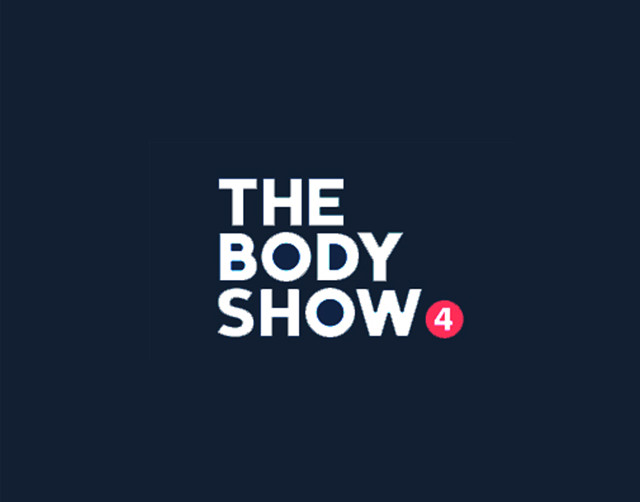 想要鍛鍊健康好身材別忘了Follow 《The Body Show》喔!