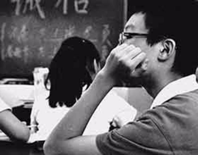 學生也血汗?台灣國高中上課時間9.5小時全球最長!