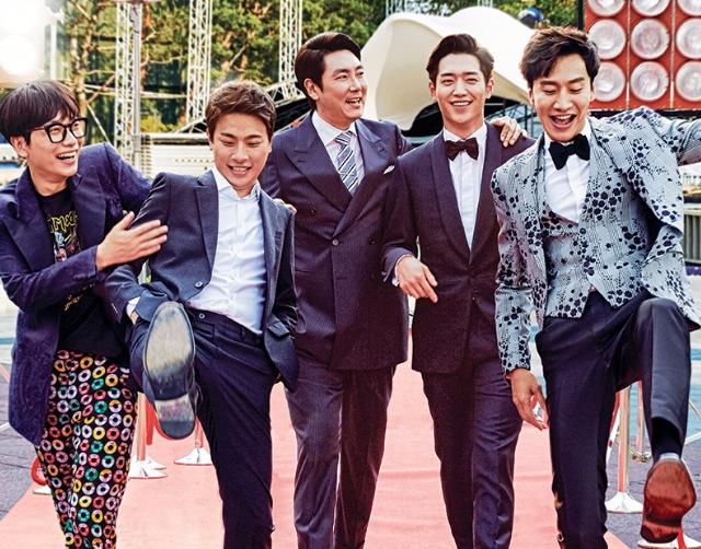 【韓國人最近在追什麼劇?】韓劇話題性排行TOP10!《THE K2》勁敵出現…?