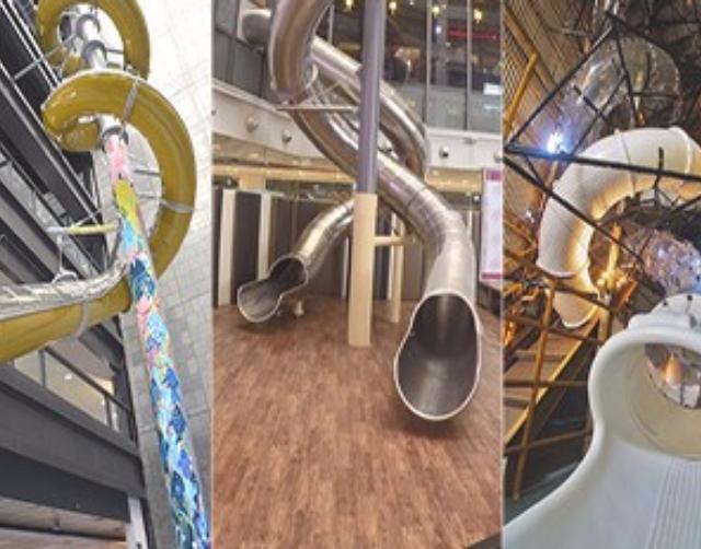 衝了啦!18公尺亞洲最高 全臺三大「螺旋溜滑梯」在這裡!