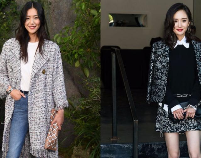 時尚圈最具影響力!女神楊冪、超模劉雯成為「帶貨女王」