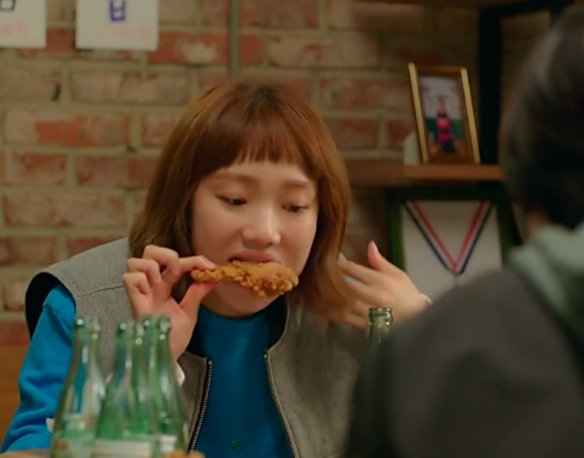 《舉重妖精金福珠》 :第1集 討厭的食物可以餵狗、討厭的愛情...