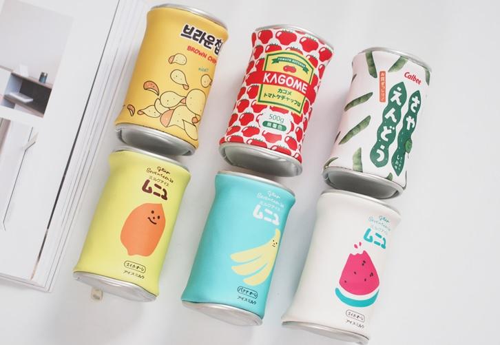 ▽創意易拉罐零錢包 又來一個超擬真的東西!乍看之下以為日本又出了哪款可愛的飲料,殊不知是零錢包啊!隨便買一個我想都會讓你可愛到捨不得用吧?